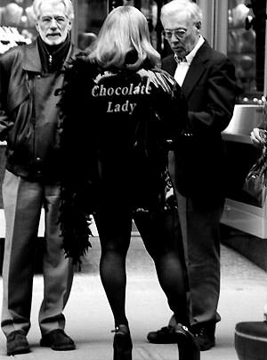 chocolate Lady
